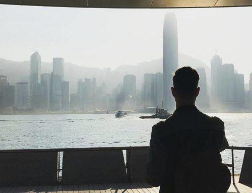 Op avontuur in Hong Kong
